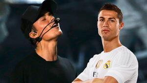 Cristiano Ronaldo ve Justin Bieber beyaz perdede buluşuyor