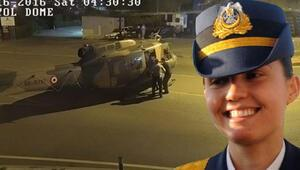 Darbeci pilot Kerime tek tek teşhis etti