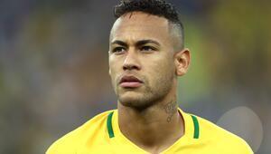 Neymardan sürpriz karar