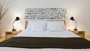 Küçük yatak odaları için 6 parlak fikir