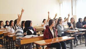 Okul kurslarına başvurular eylül ayında