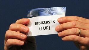 Beşiktaş Devler Ligine 4. torbadan katılacak