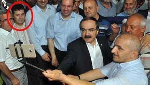 Demokrasi nöbetine katılan kaymakam FETÖden tutuklandı