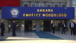 Ankara Emniyetinde 190 polis açığa