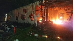 Taylandda peş peşe iki bombalı saldırı