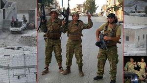 Suriyede Fırat kalkanı: Türk tankları Celabrusta