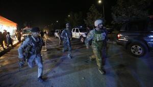 Afganistandaki Kabil Amerikan Üniversitesinde silahlı baskın: 13 ölü
