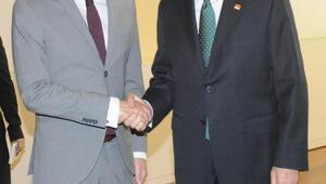Kılıçdaroğlu, Alman Bakan Roth başkanlığındaki heyeti kabul etti