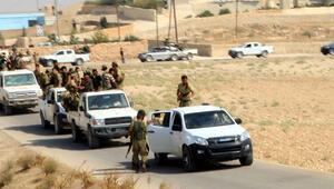 ÖSOnun korkusu bomba yüklü araçlar... Operasyon Türkiye sınırından da gözleniyor...