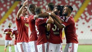 Sivasspor: 6 - Mersin İdman Yurdu: 0