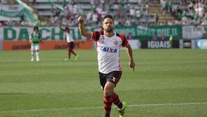 Diego Ribas Flamengoda 2de 2 yaptı