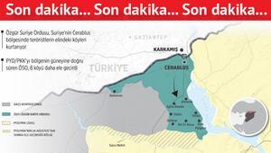 YPG, Fıratın doğusuna geçmezse hedef olacaktır