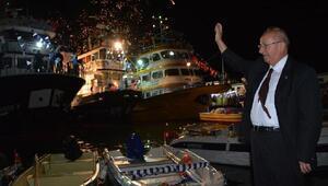 Tekirdağ'da balık avı sezonu törenle açılıyor