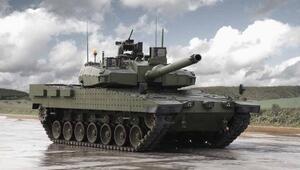 Otokar submits offer to mass produce battle tank Altay
