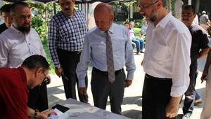 Başkan Çolakbayrakdar vekalet yoluyla kurban kampanyasına bağışta bulundu