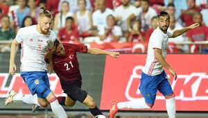 Türkiye Rusya maçına Emre Mor damgasını vurdu (Maç özeti)