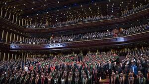 Adli Yıl Açılış Töreninden kareler