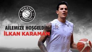 İlkan Karaman, Beşiktaş Sompo Japanda