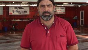 Fenerbahçenin eski yıldızı oto yıkamacı oldu