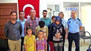 Suriyeli çocukları aileleri dilendiriyor