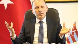 Trabzonspor Başkanı Usta: Fenerbahçe'ye kumpas kurulmuş olabilir ama şikeyi bu güçler yapmadı