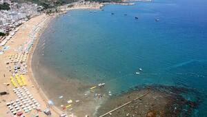 Kızkalesi, Türkiyenin en güvenli sahili