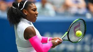 Serena Williamstan tarihi başarı