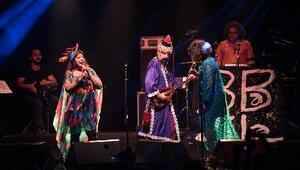 Nilüfer Festivali'nde 1 günde 13 performans