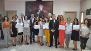 İzmir Barosu işaret dili kursu düzenledi