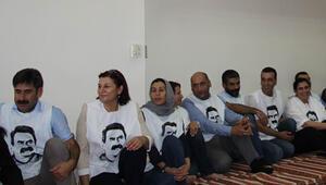 HDPli milletvekilleri, Öcalan için açlık grevine başladı