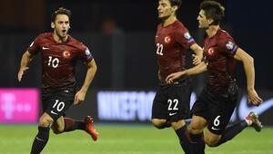 Türkiye Hırvatistan maçı nefesleri kesti (Maç özeti)