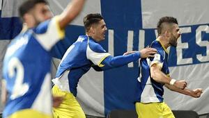 Kosova tarihi maçtan 1 puanla ayrıldı