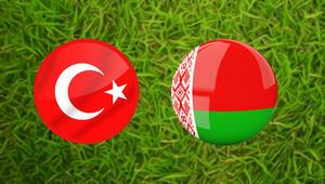 Türkiye Belarus Ümit Milli Takım maçı ne zaman saat kaçta hangi kanalda