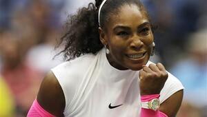 Serena Williams rekor kırdı
