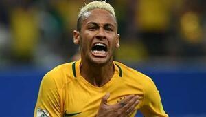 3 puanlık gol Neymardan