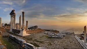 İzmirdeki müze ve antik kent ziyaretlerinde büyük düşüş