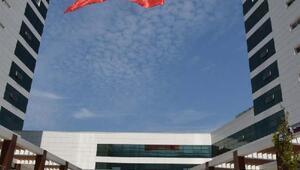 Manisaya Türk bayrağı