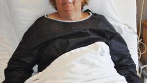 Yüzüne saplanan metal parçasıyla 58 yıl yaşadı