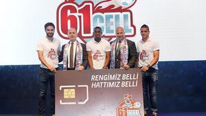 Trabzonspordan taraftara özel hat 61CELL
