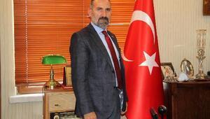 Akyurt AKSİAD Başkanı Çelikten anahtar teslimi fabrikaya destek (Yeniden)