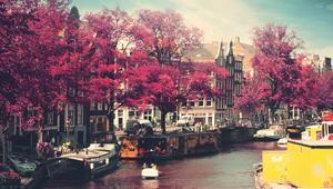 Sokaklarında kaybolacağınız şehir: Amsterdam