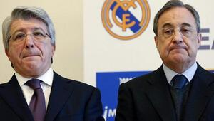 Real Madrid ve Atletico Madride büyük şok 2018e kadar...