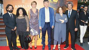 53. Uluslararası Antalya Film Festivali öncesi parti
