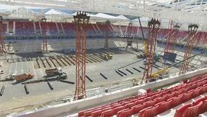 Akyazı Stadının kombineleri satışa çıkıyor
