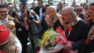 Başbakan Yardımcısı Türkeş: Demir, her darbe ile daha da sertleşir