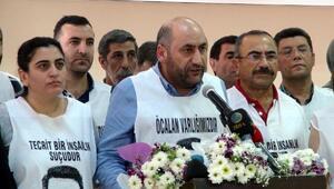 HDPli Yıldırım: Açlık grevine devam edeceğiz