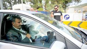 Mehmet Öcalan, görüş için İmralı Adasına gitti (2)