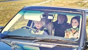 90 yaşında direksiyonda