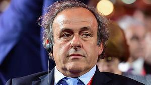 FIFAdan Platiniye izin çıktı