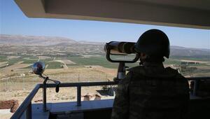 Suriye sınırındaki askere bayram sürprizi